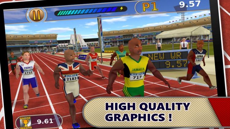 Athletics: Summer Sports HD screenshot-4