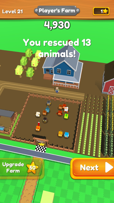 Screenshot for Animal Rescue 3D in Ukraine App Store