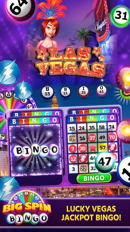 Big Spin Bingo|Best Bingo Game screenshot-3