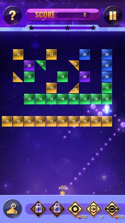 Brick Ball Breaker screenshot-3