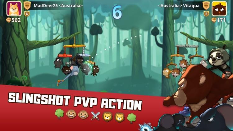 Critter Clash—Slingshot Battle screenshot-0