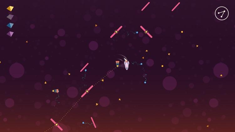 Little White Rocket: Let's fly
