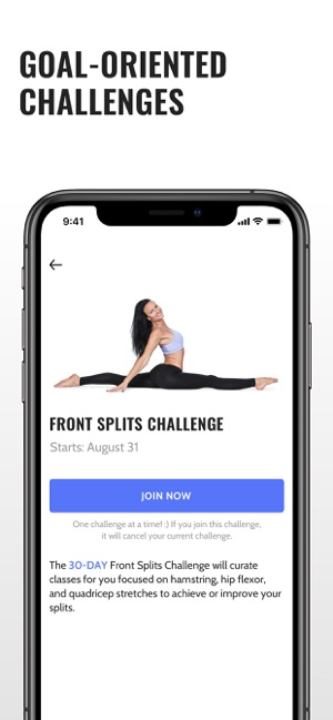 StretchIt – Stretching Classes on the App Store