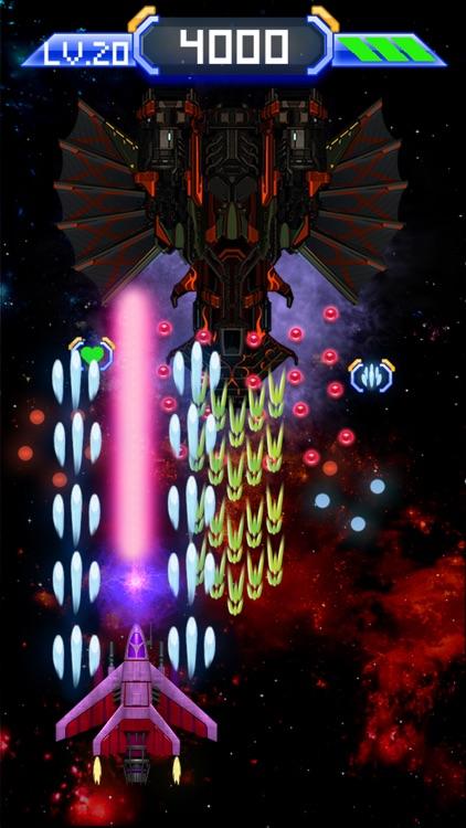 Galaxy Alien Shooter screenshot-4