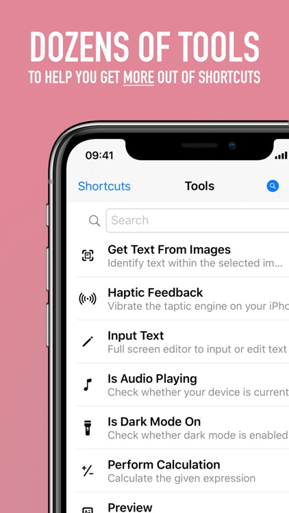 Toolbox Pro for Shortcuts screenshot-4