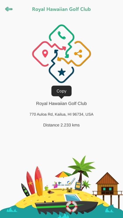Best Hawaii Golf Courses screenshot-4
