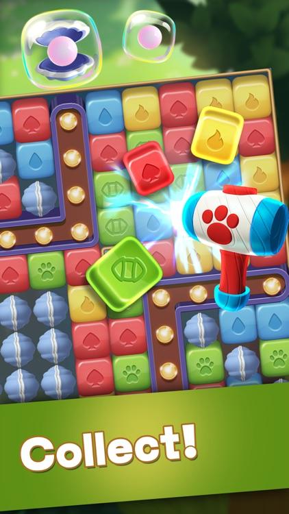 Puppy Crush - Match 3 Puzzle