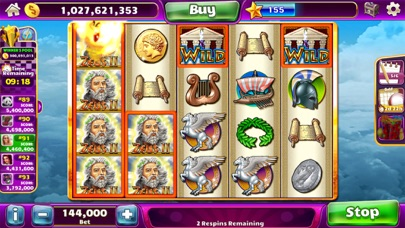 Jackpot Party - Casino Slots app image