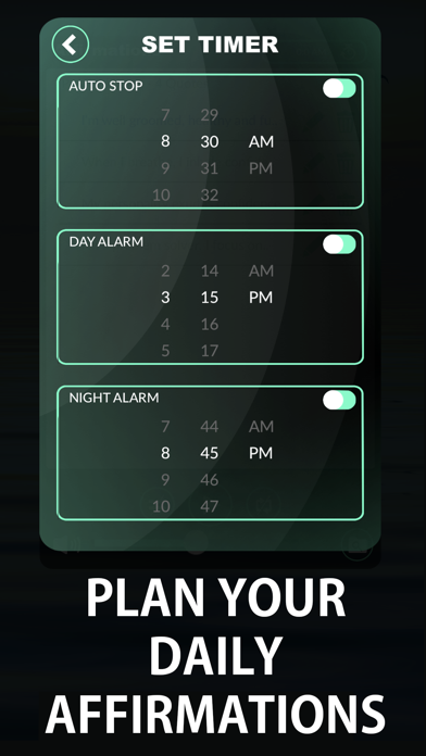Positive Affirmations App screenshot 7