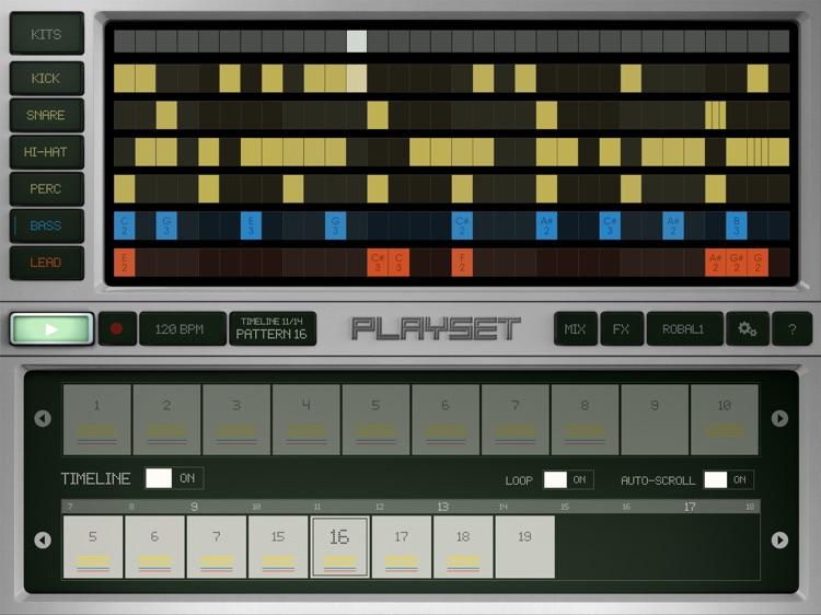 Playset screenshot-4