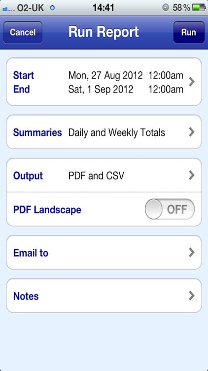 Pay Diary screenshot-3