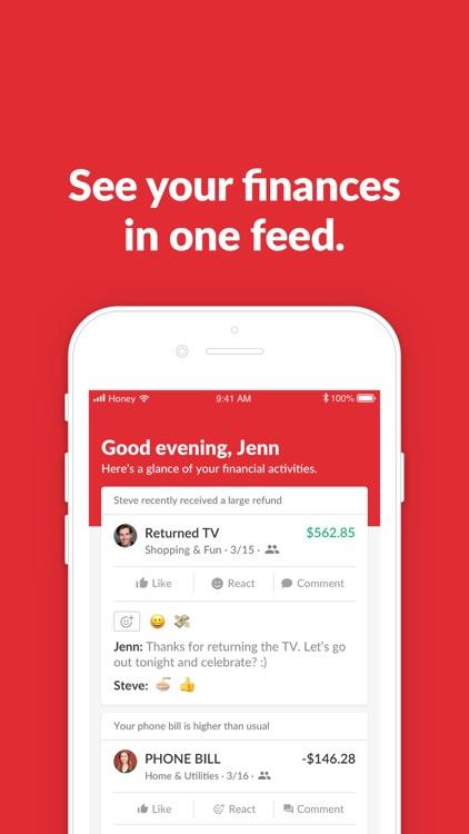 Honeydue: Couples Finance screenshot-5