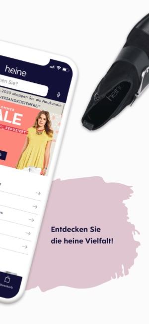 detailed look 11734 ed85d heine – Mode & Wohnen-Shopping im App Store
