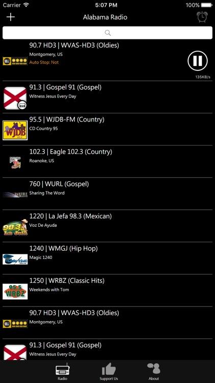 Alabamian Radio