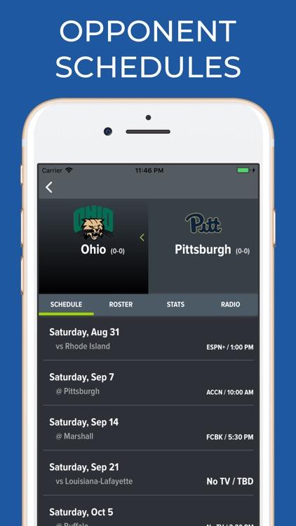 Pitt Football screenshot-5