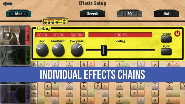 Jam Maestro: create guitar tab screenshot-5