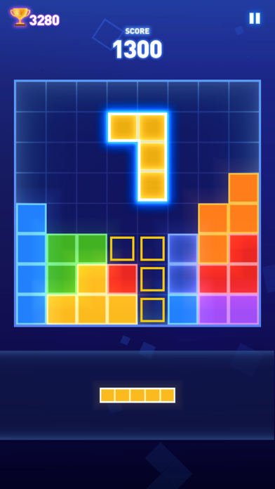 Block Puzzle - Brain Test Game screenshot 1