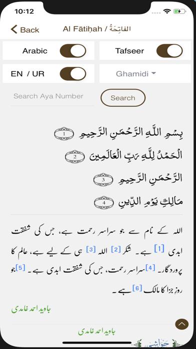 Javed Ahmad GhamidiScreenshot of 4