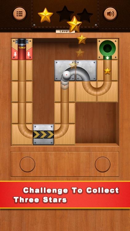 Unblock Ball - Block Puzzle screenshot-4