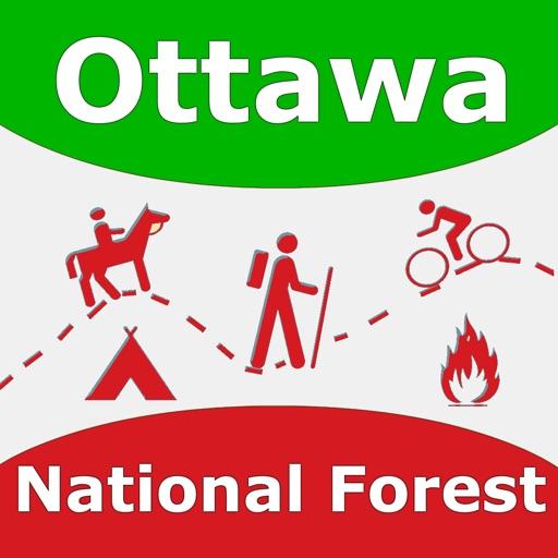 Ottawa National Forest – GPS