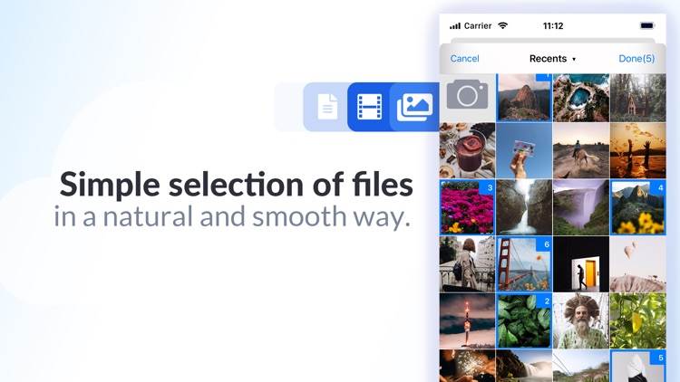 Filemail: Send large files screenshot-3
