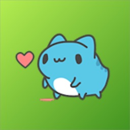 Capoo Cat Animated Sticker