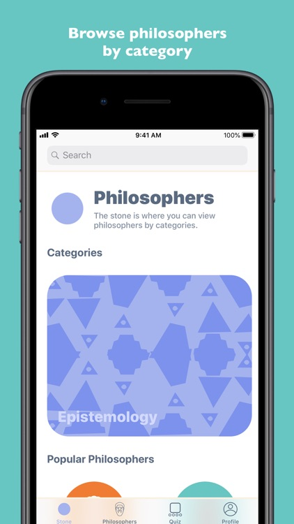 Western Philosophers