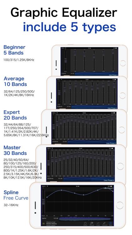 KaiserTone Audio Player +HiRes screenshot-6