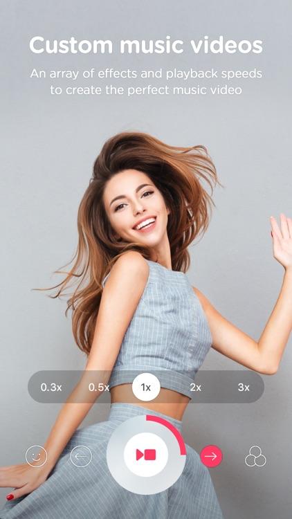 B612 - Beauty & Filter Camera screenshot-4