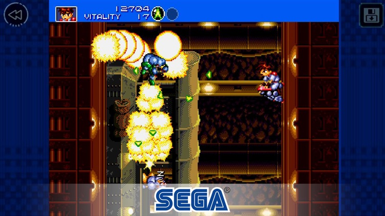 Gunstar Heroes Classic screenshot-1