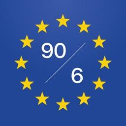 Schengen Stay Planner