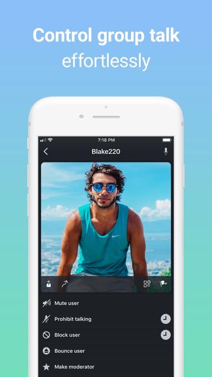 Zello Walkie Talkie screenshot-5