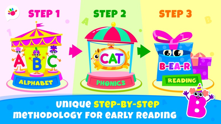 ABC Games for Kids to Reading screenshot-3