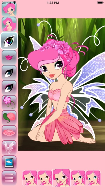 Fashion Fairy Maker screenshot-5