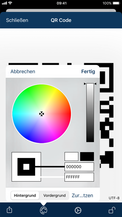 Screenshot for Qrafter Pro - QR Code Scanner in Germany App Store