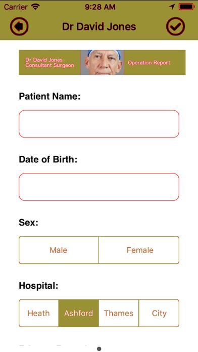 Screenshot #3 pour Form Maker - Pro Form Builder