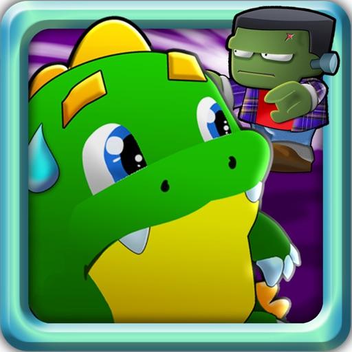 Dragon battle: Funny zombie Killer adventure iOS App