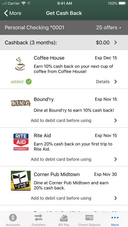 NEFCU Mobile App screenshot-6