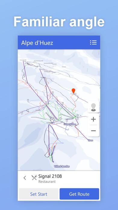 Ski Nav – PistenpläneScreenshot von 3