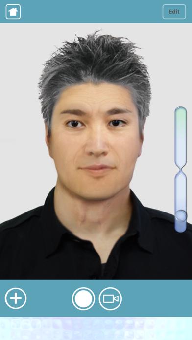 HourFace: 3D Aging Photoのおすすめ画像5