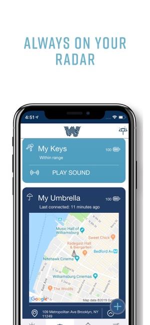 Weatherman Umbrella on the App Store