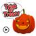 Funny Halloween Pumpkin Emoji