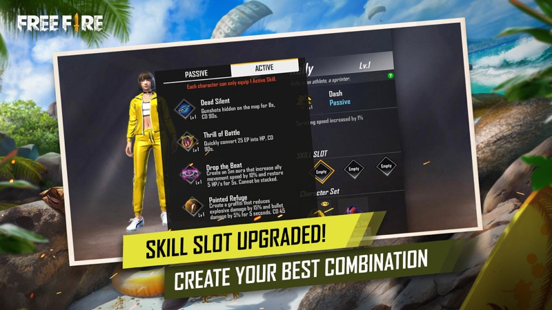 Garena Free Fire Rampage App Download Reviews Games Category