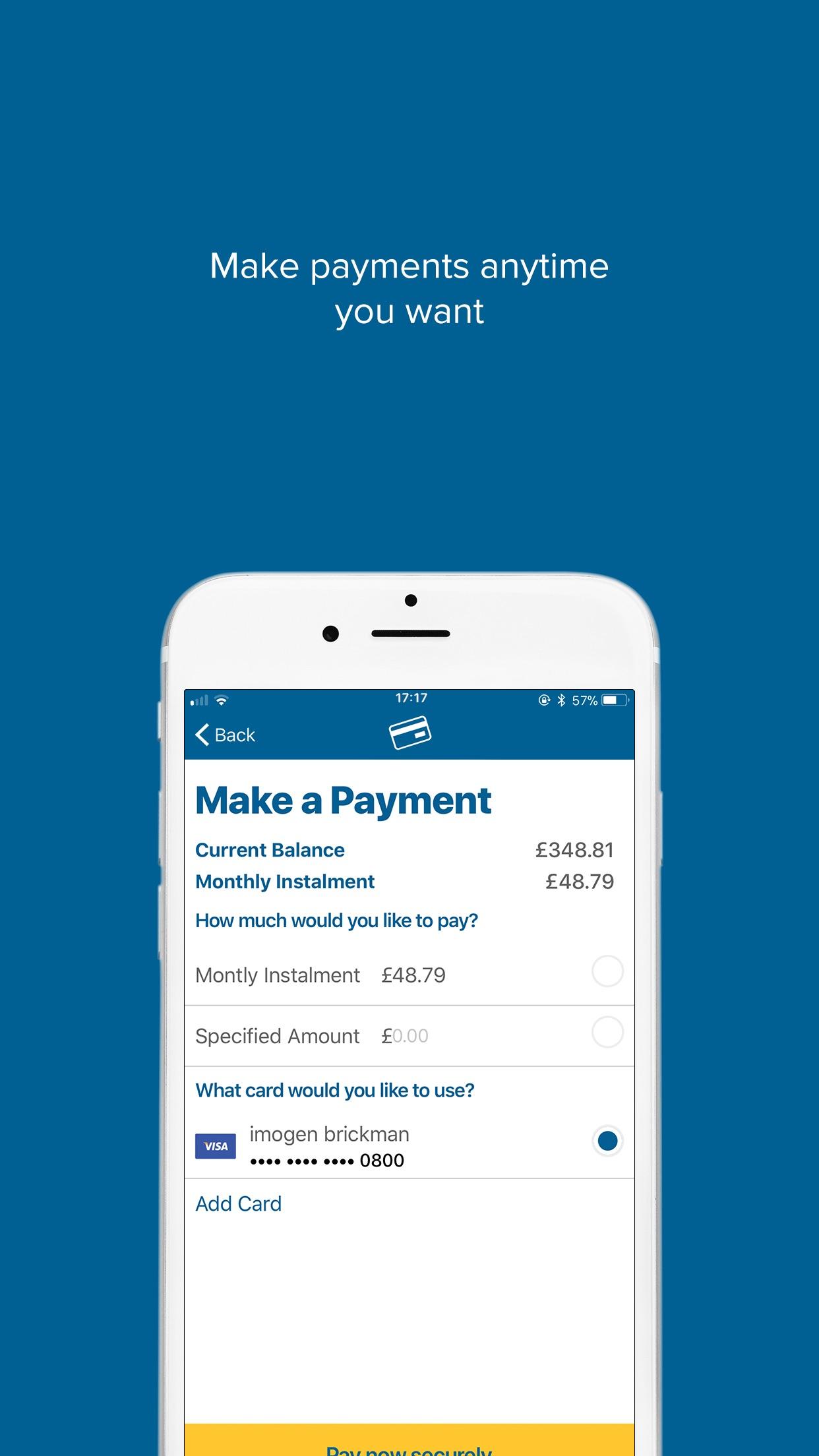 Amigo Loans Screenshot