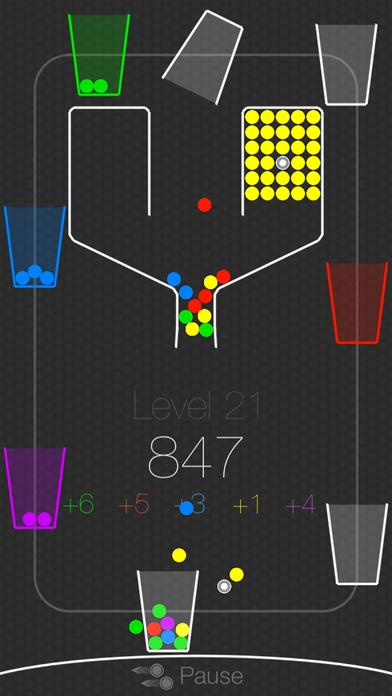 Screenshot of 100 Balls1