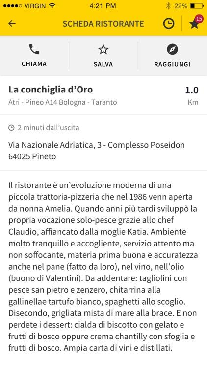 Fuoricasello Guida Ristoranti screenshot-3
