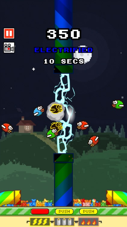 Flappy Crush screenshot-4