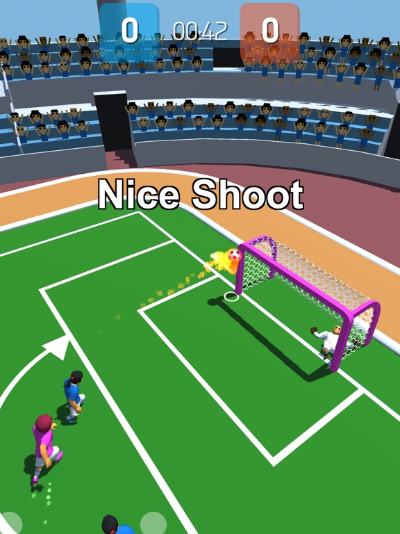 Goal Master 3D screenshot 7
