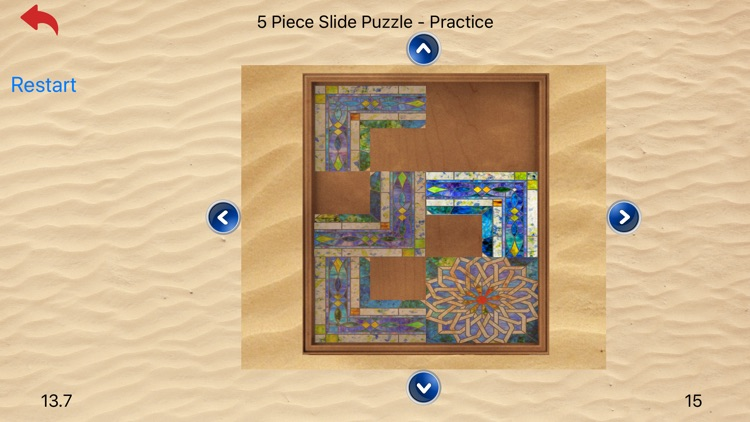 Puzzle Cluster from Survivor