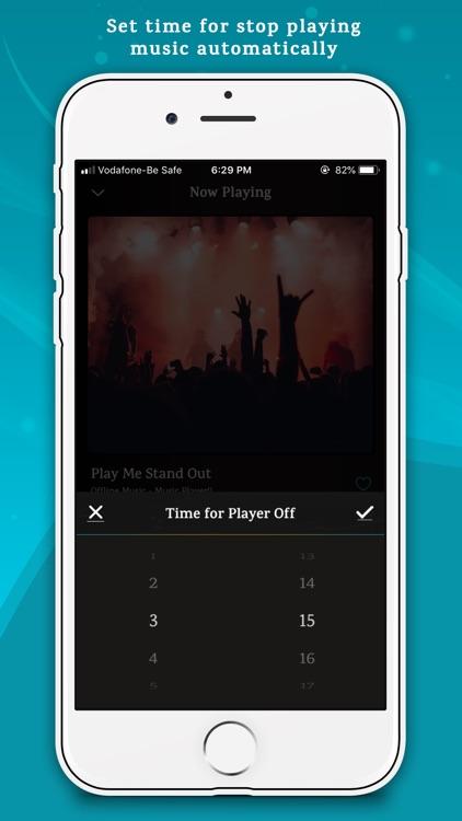 Offline Music Player Lite screenshot-6